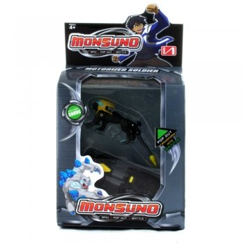 "monsuno ""motorized soldier"" dtiftblade ZS801-2-1"