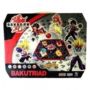 арена для игры bakugan battle brawlers 9126