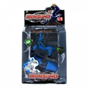 "monsuno ""motorized soldier"" quickforce ZS801-2-2"