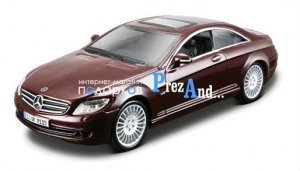 авто-конструктор - mercedes benz cl550 18-45131