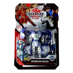 "Бакуган и оружие ""Bakugan Deformation"""